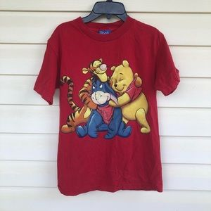 Winnie the Pooh vintage looking graphic shirt